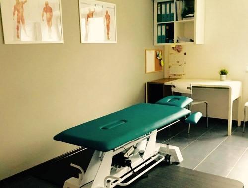 Wyposażenie gabinetu fizjoteraputycznego w Bochni. Rehabilitacja Fizjoterpia Pajor