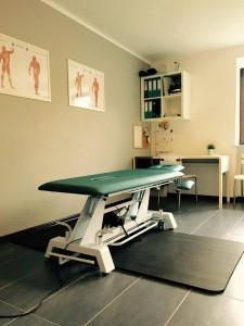 swietnie wyposażony gabinet fizjoterapeuty w Bochni Przemysław Pajor zaprasza